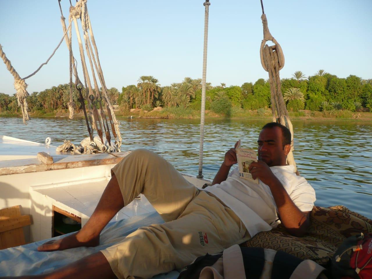 guide égypte francophone