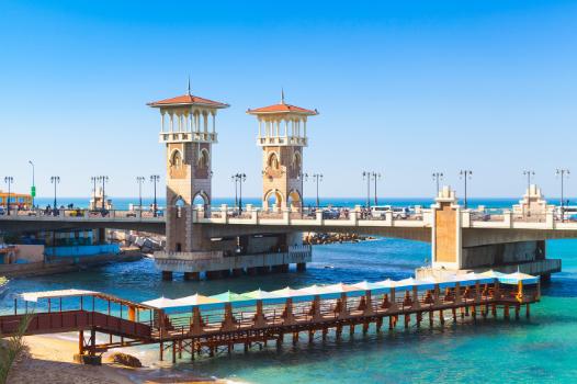 Excursion : 1 journée à Alexandrie