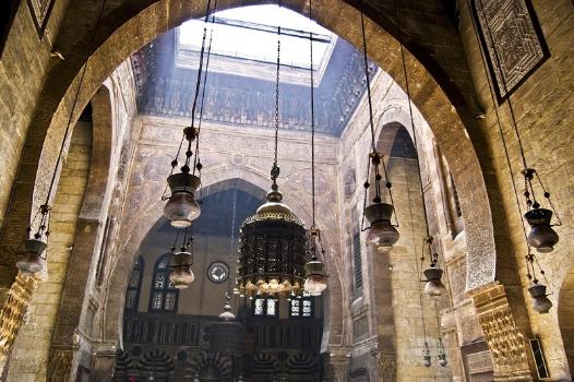 Excursion : 1 journée au musée, Citadelle de Saladin et Vieux Caire