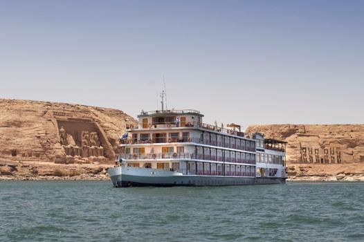 Croisière sur le légendaire Lac Nasser