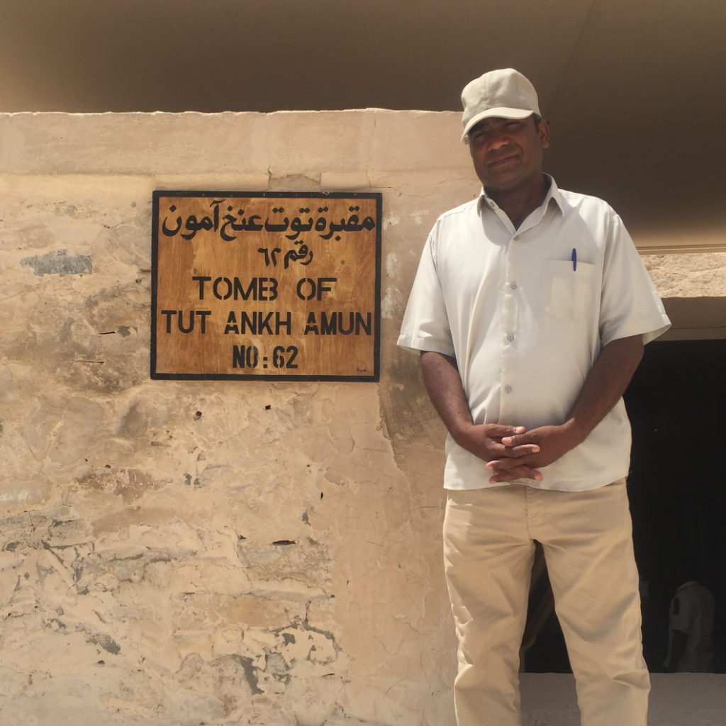 Guide en égypte